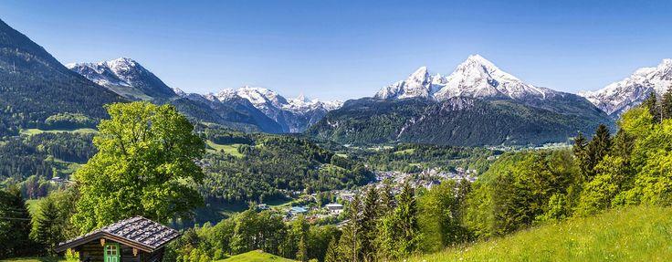 Campingplatz in den Alpen Oberbayerns - Camping-Resort Allweglehen