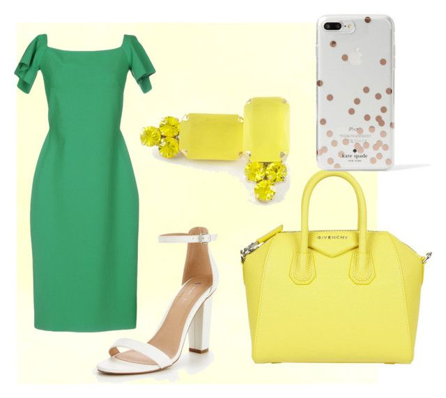 Style 4 by krisstik on Polyvore featuring polyvore, fashion, style, La Petite Robe di Chiara Boni, Givenchy, Caterina Mariani, Kate Spade and clothing