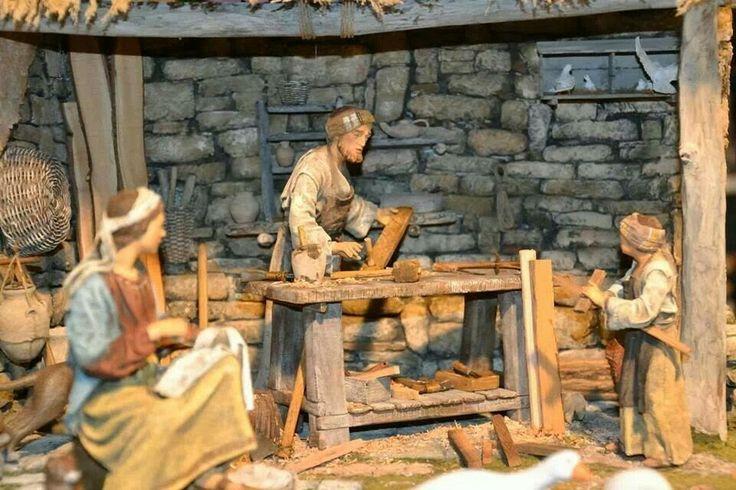 Joseph's workshop