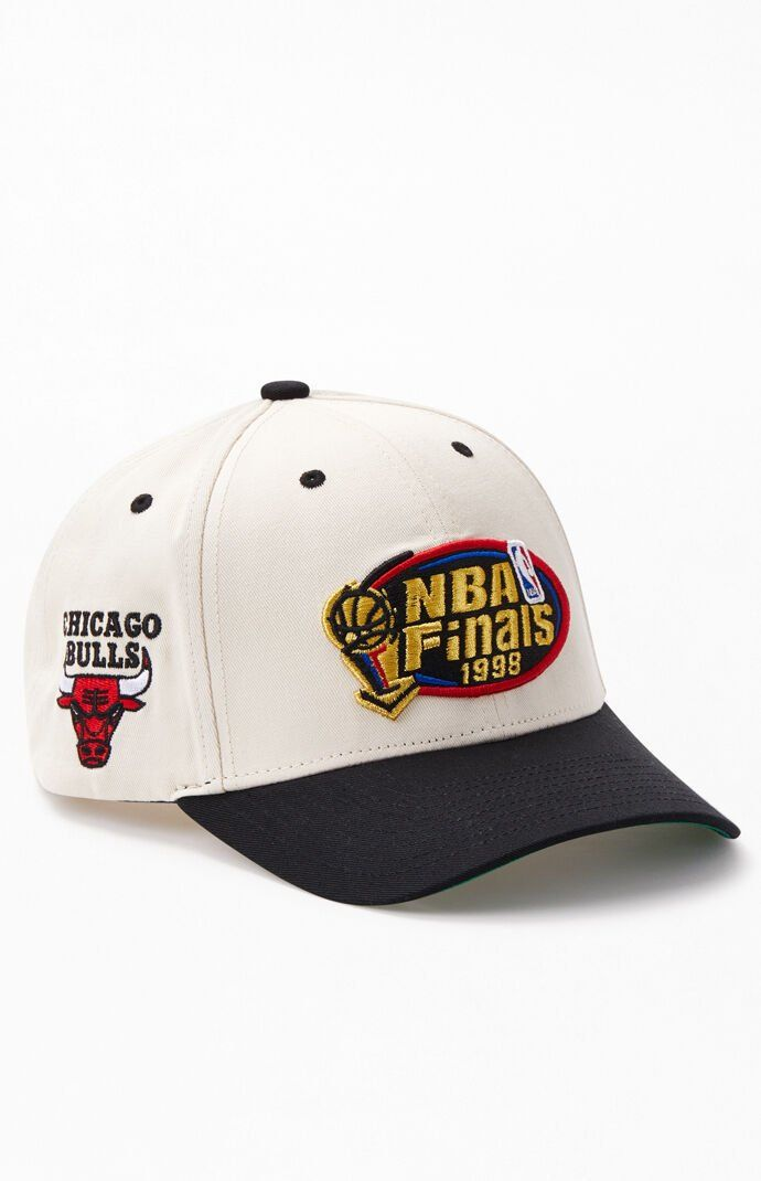 Mitchell And Ness 1998 Nba Finals Snapback Hat At Pacsun Com In 2020 Snapback Hats Mens Accessories Hats Hats