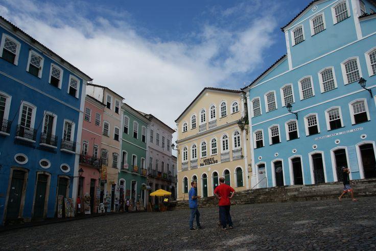 Pelourinho @ Salvador de #Bahia #brasil #honeymoon