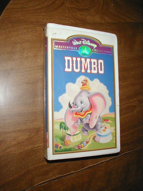 Dumbo - VHS ~~ for sale at Wenzel Thrifty Nickel eCRATER