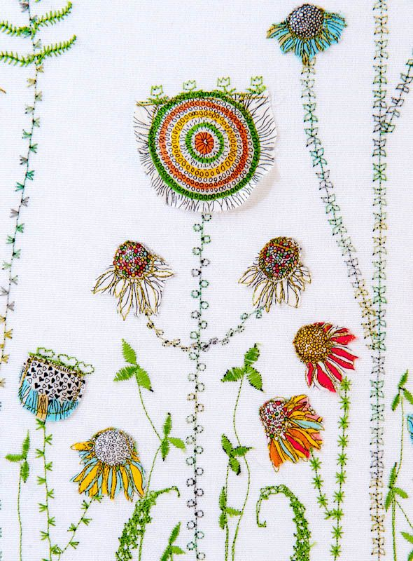 Free-machine embroidery, applique and stitch patterns, handmade by Beverley Holmes-Wright, find me at www.stitchingforthesoul.co.uk and facebook.