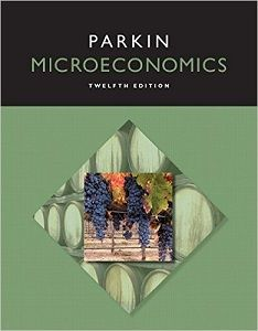 Microeconomics 12th Edition Solutions Manual Michael Parkin free download sample pdf - Solutions Manual, Answer Keys, Test Bank