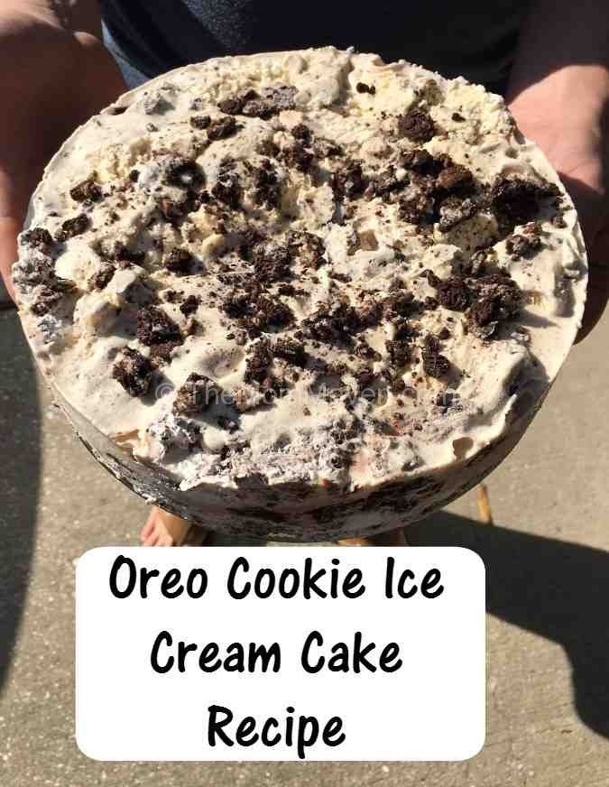 How Do You Make A Dq Ice Cream Cake