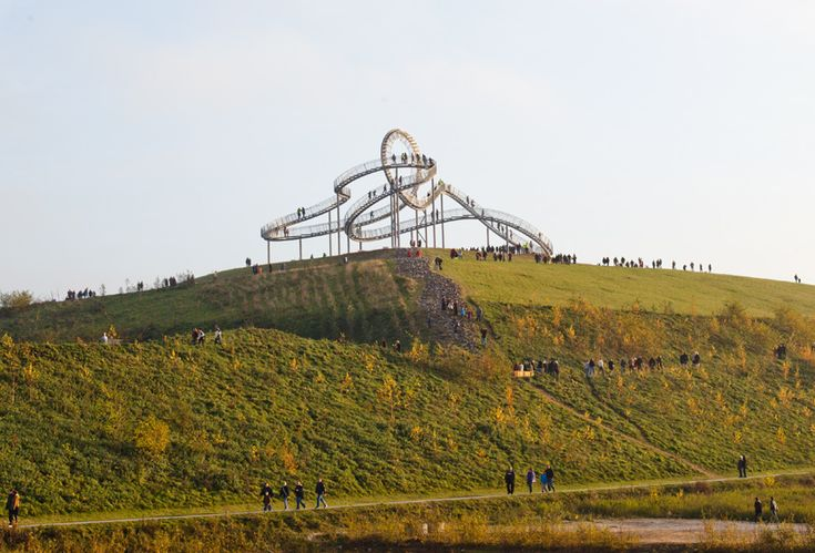heike mutter + ulrich genth: tiger and turtle magic mountain