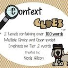 Grab your detective hats and start the Clue-Searching fun! Research tells us that teaching vocabulary word by word doesn't cut it anymore. In addit...