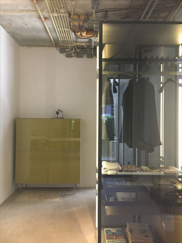 rimadesio cover wardrobe and eileen cabinet by rimadesio