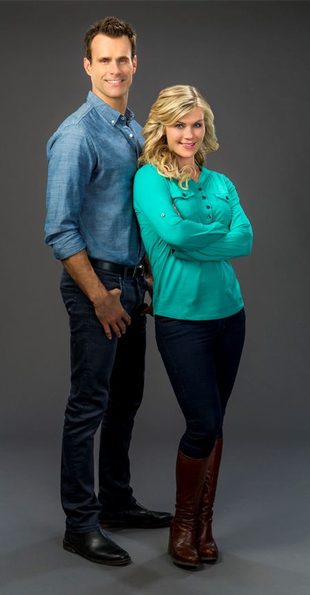 """Its a Wonderful Movie - Your Guide to Family Movies on TV: Coming Soon... An All New """"Murder She Baked"""" starring Alison Sweeney and Cameron Mathison!"""