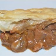 Hearty dinner recipe for Steak and Ale Pie