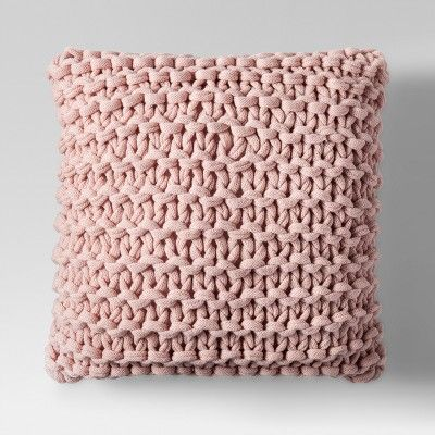 Large Knit Throw Pillow - Project 62™ : Target