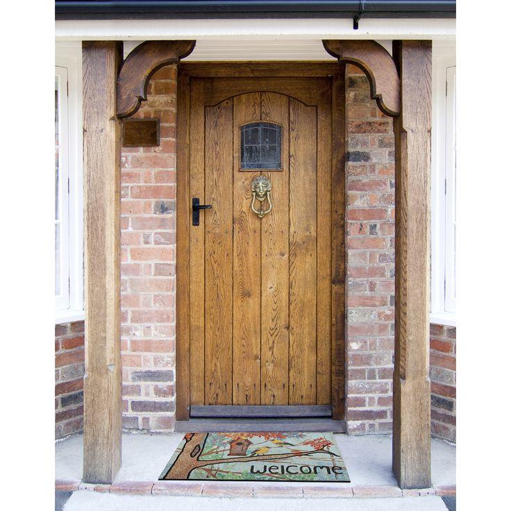 Mohawk Home Doorscapes Prism Garden Door Mat