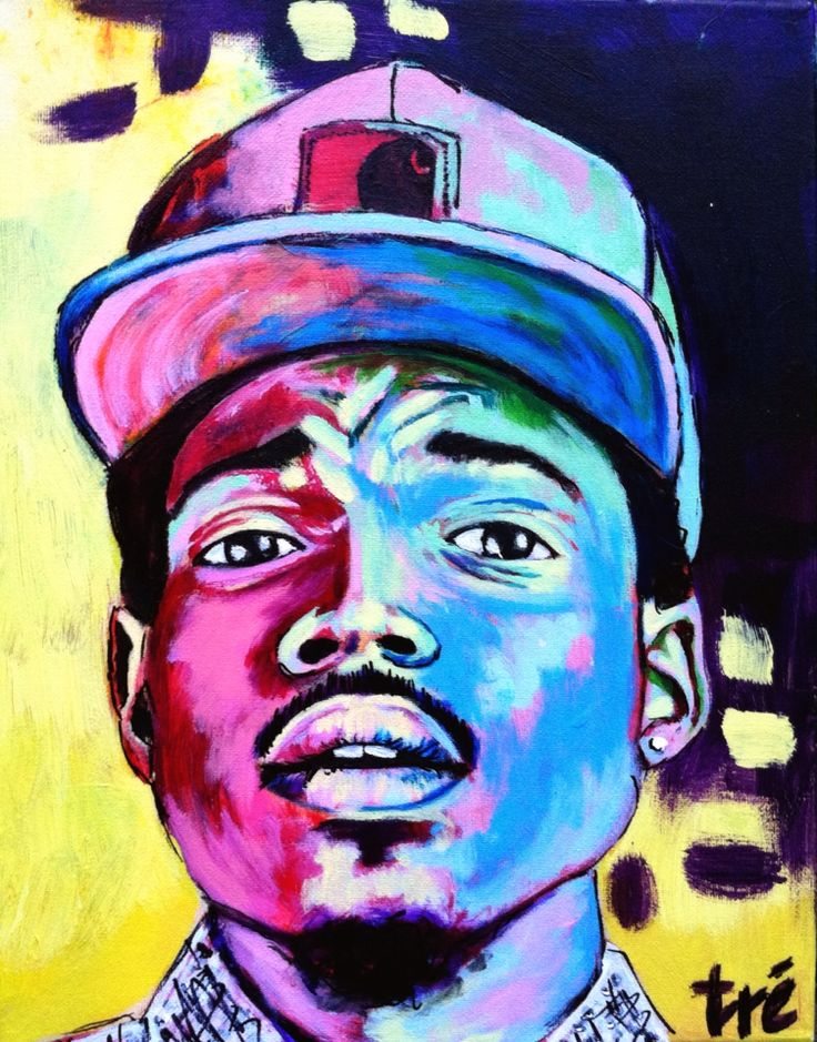 Lyric nana chance the rapper lyrics : 7 best Illustrations images on Pinterest | Album covers, Backdrops ...