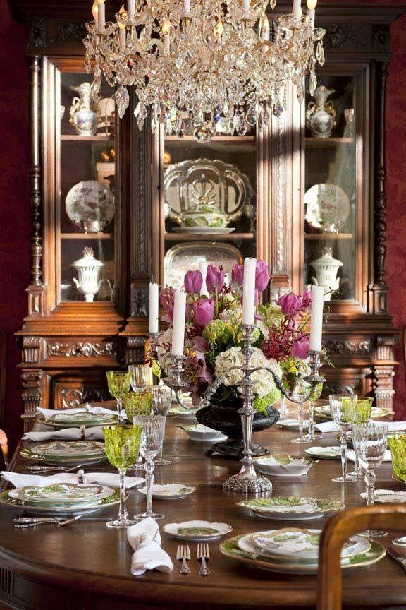 Ideas to steal house pinterest for Ensemble buffet table manger