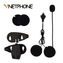 US $11.56 2017 Hot Sale Casco Capacete Microphone Speaker Headset And Helmet Bracket Clip for Motorcycle Bluetooth Intercom Vnetphone V5. Aliexpress product
