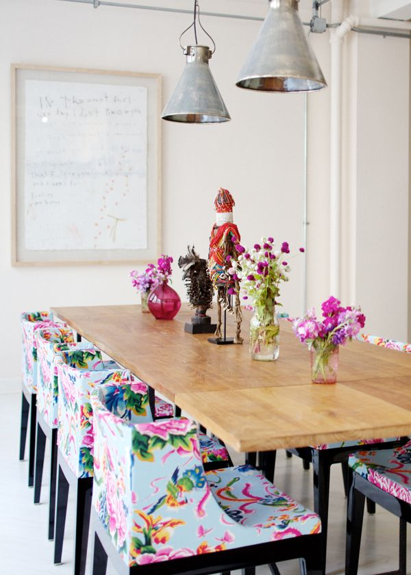 25+ best ideas about Upholstered dining room chairs on Pinterest ...