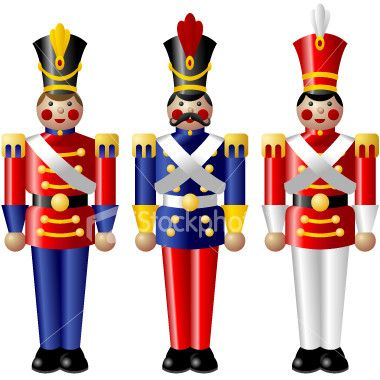 Old Soldiers Clipart