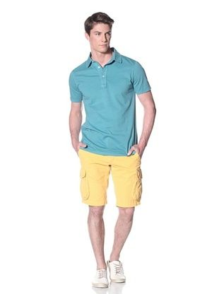 Mason's Men's Hunt Shorts (Yellow)