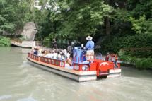 Attractions in San Antonio, Texas: Riverwalk