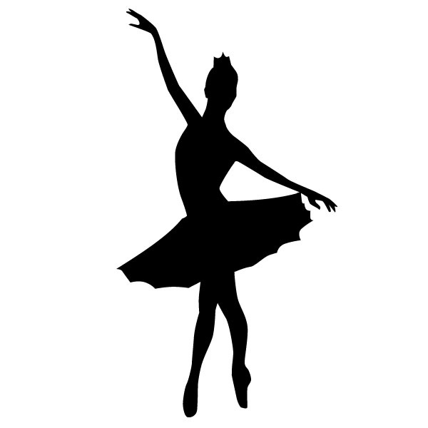 Wandtattoo Kinderzimmer Ballerina Traum Wandtattoos