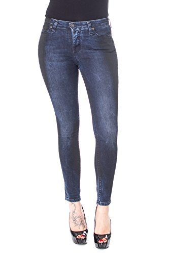 Please Jeans Skinny Stretch P78 m Denim  3412b083116