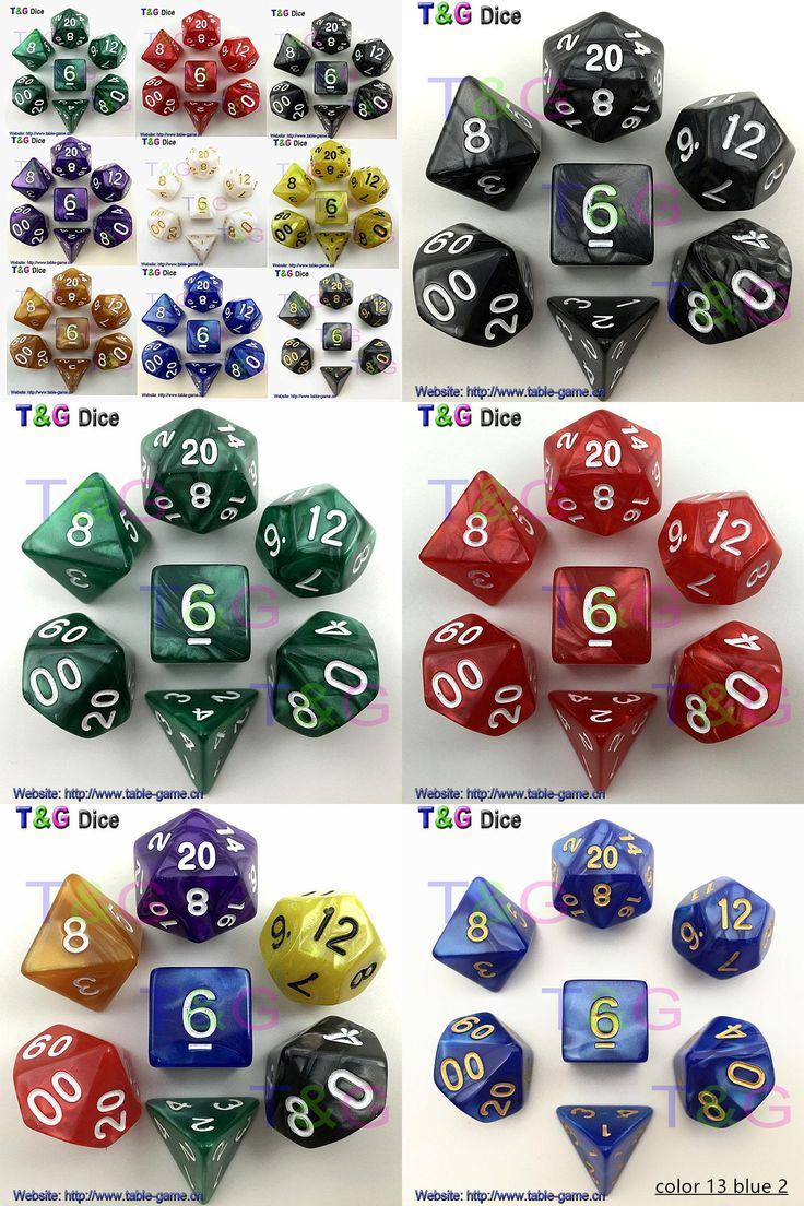 [Visit to Buy] 7pc/lot dice set High quality Multi-Sided Dice with marble effect D4D6 D8 D10 D10 D12D20 DUNGEON and DRAGONS D&d rpg custom dice #Advertisement
