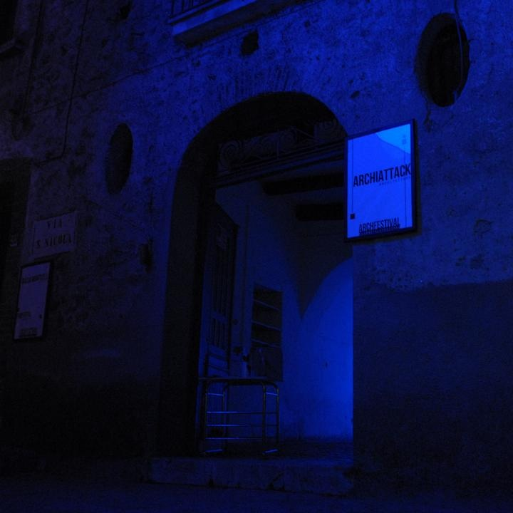 www.cusanotalkfestival.com  Installazione designed by archiattack. http://blog.archiattack.eu