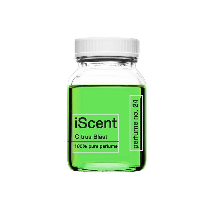 Odorizante Profesionale - Aroma Citrus Blast - iSCENT