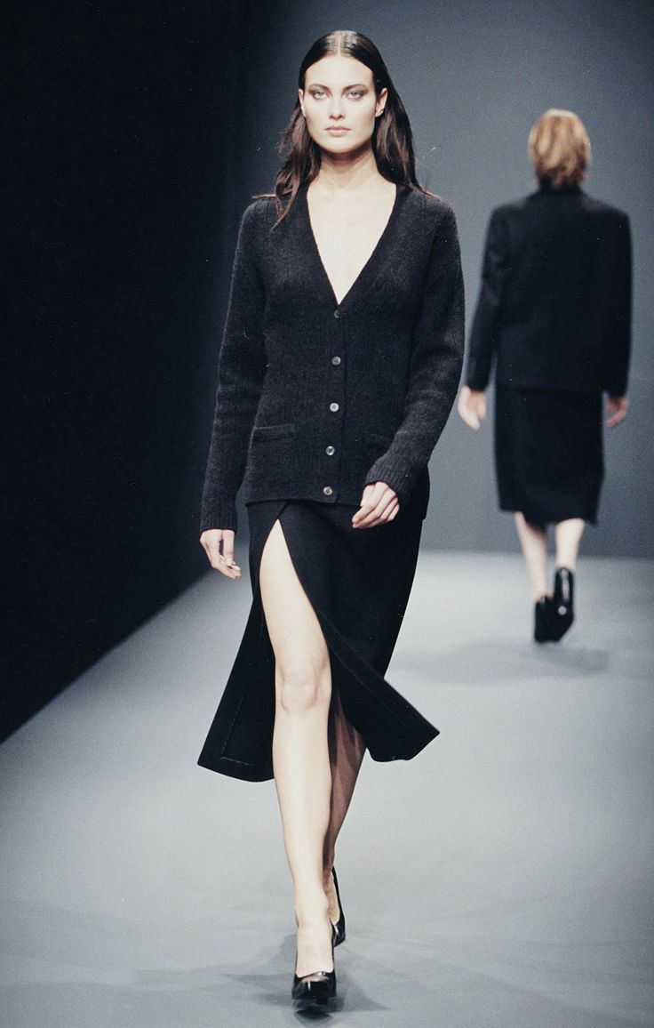 Prada fall winter 1997 throwbacks pinterest minimalismo for Trend style wedel