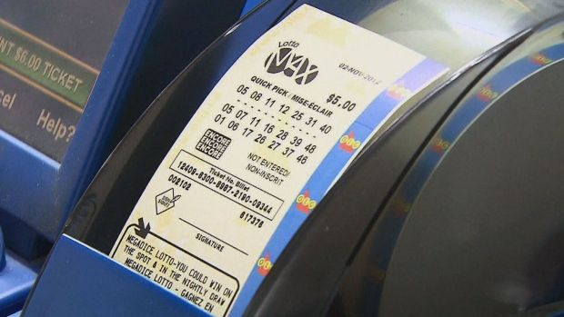 No winning ticket Saturday's Lotto 6-49 draw #LottoMax