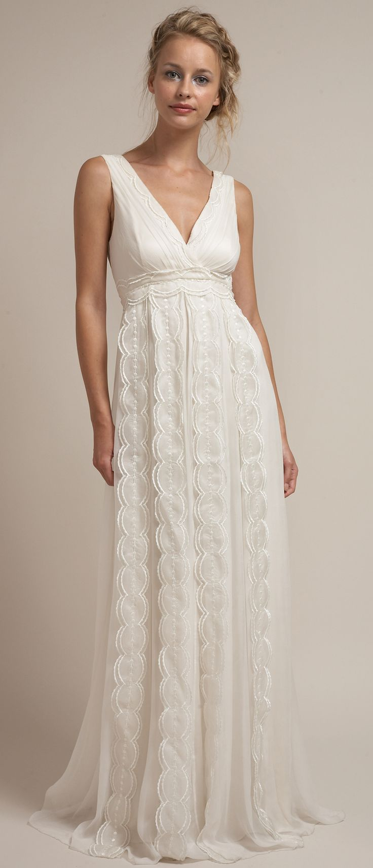 Lace Rustic Chic Wedding Dress If It Was Just A Tad Shorter Would Be