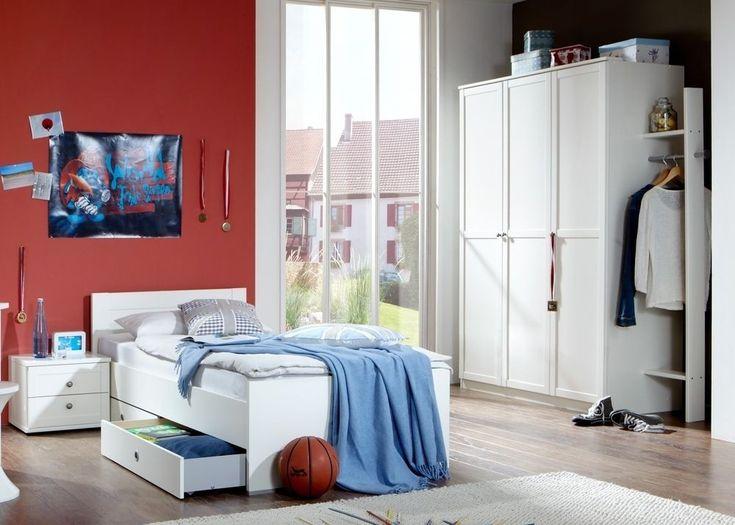 Jugendzimmer Komplett Filou Kinderzimmer 5 Teilig Weiß 7146. Buy Now At  Https:/