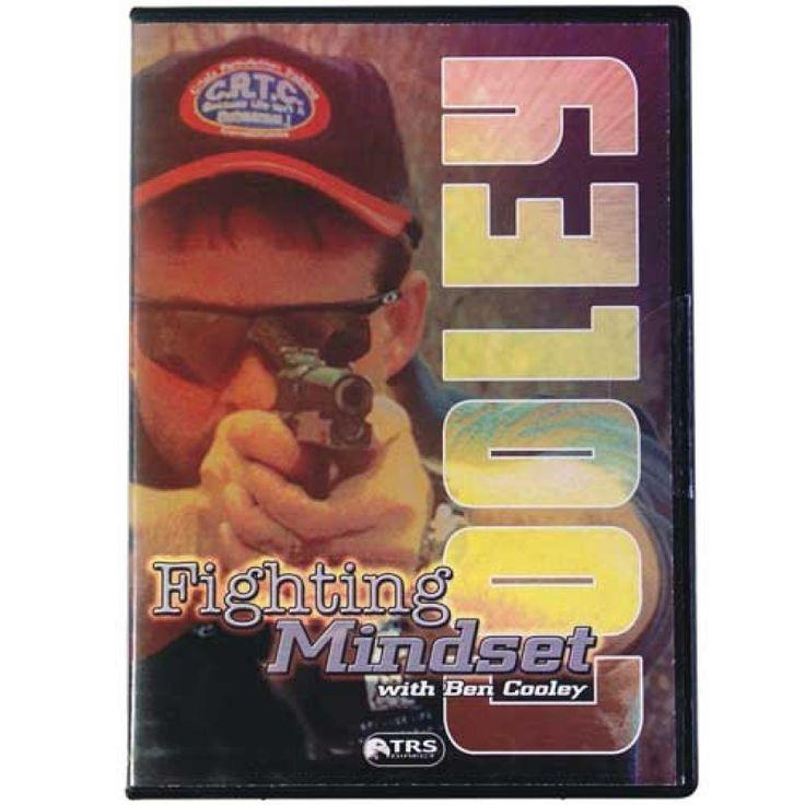 Fighting Mindset DVD - Ben Cooley