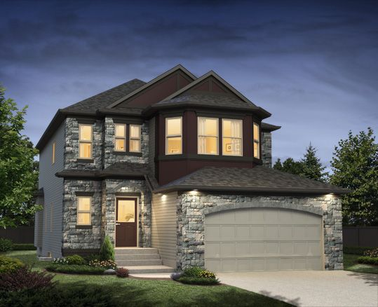 Our TERZANO B ~ available in Greenbury, Spruce Grove.  www.dolcevitahomes.ca
