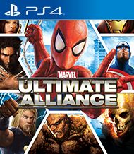 Marvel Ultimate Alliance for PlayStation 4 | GameStop
