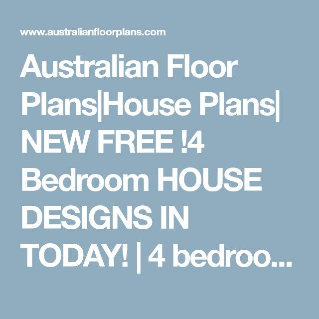 Australian Floor Plans|House Plans| NEW FREE !4 Bedroom HOUSE DESIGNS IN TODAY! | 4 bedroom house plans| shipping container homes |small and tiny house plans|3 bedroom house plans| 2 bedroom house plans| duplex house plans| hillside house plans| cheap house plans| australian house plans| modern house plans| steel house plans| kithome house plans| australian house plans| 5 bedroom house plans| 6 bedroom house plans| container house plans| shipping container house plans| affordable house…