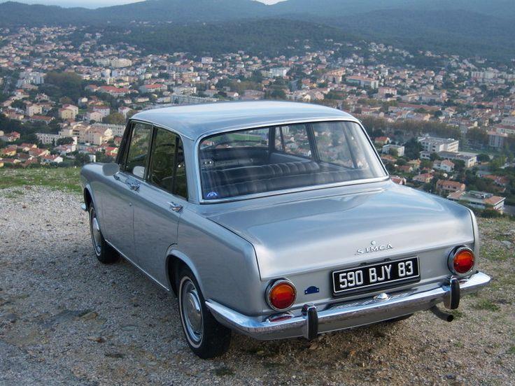 Simca 1300  Plus de découvertes sur Le Blog des Tendances.fr #tendance #voiture…