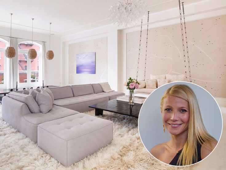 Inside Gwyneth Paltrow's $10 million 'breezy' all-white New York apartment #Correctrade #Trading #News