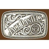 Buckle Jack Daniels Old No 7