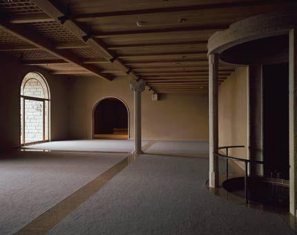 白井晟一《石水館(静岡市芹沢銈介美術館)》1979-1981年