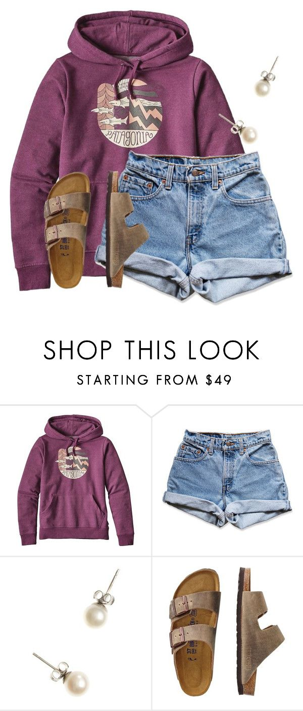 """""""Cuz girl you're amazing.. just the way you are☀️"""" by flroasburn on Polyvore featuring Patagonia, Levi's, J.Crew and TravelSmith"""