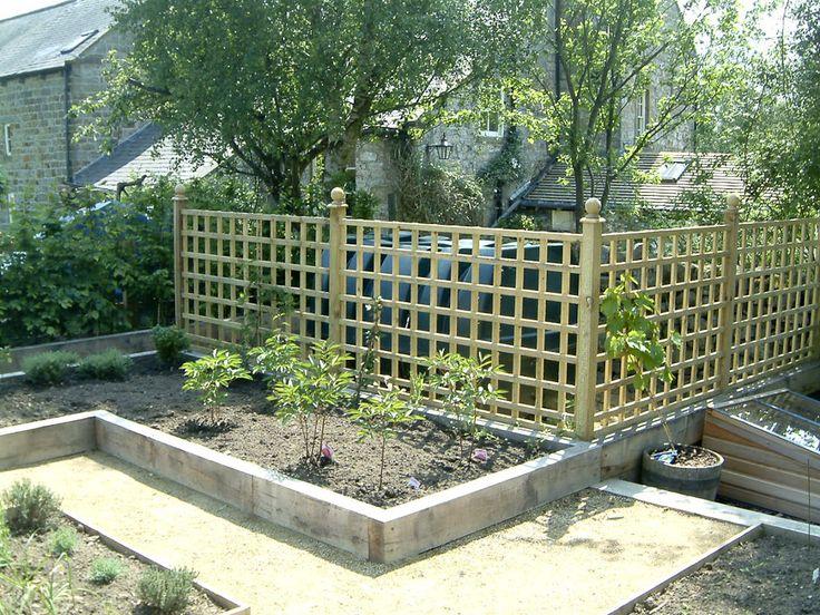 Disguise Oil Tank Garden Pinterest Vegetable Garden