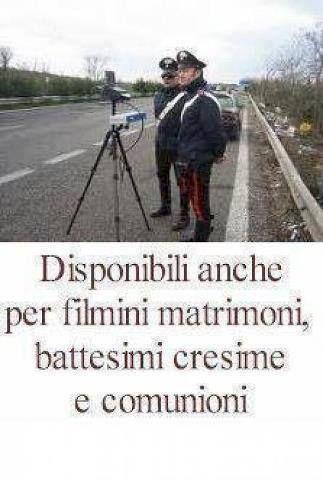 #umorismo #carabinieri