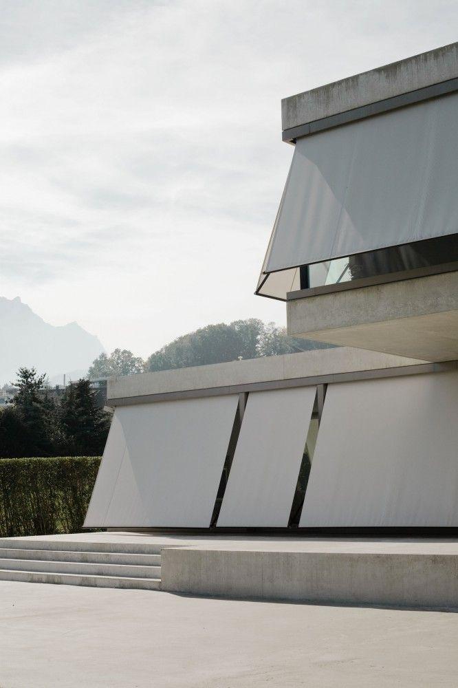 Villa M / Niklaus Graber + Christoph Steiger Architekten