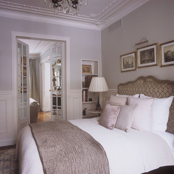 74 best mouldings images on pinterest homes lounges and tips for Mauve bedroom decorating ideas