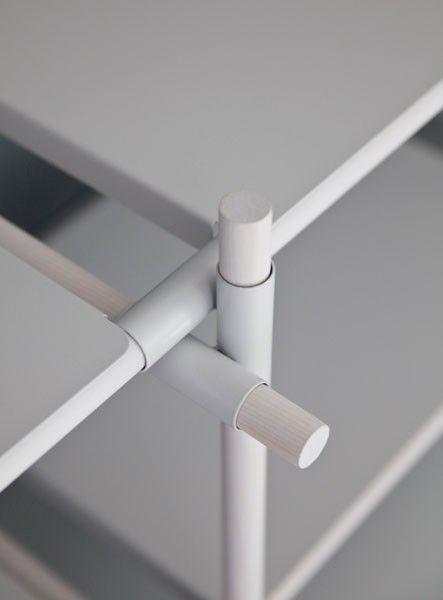 Stick System, White Design by Jan Plecháč & Henry Wielgus