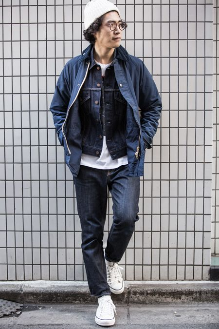 Rugged Never Smooth | Kazuki. Beams. Tokyo
