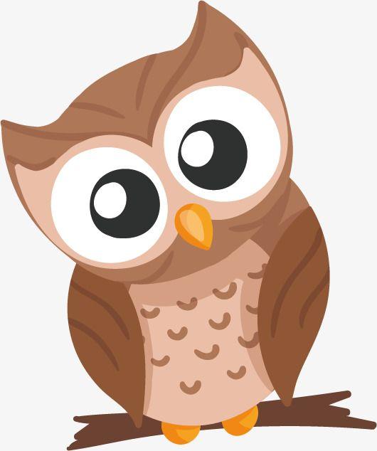 Patron De Dibujos Animados De Buho, Owl, Cartoon Owl