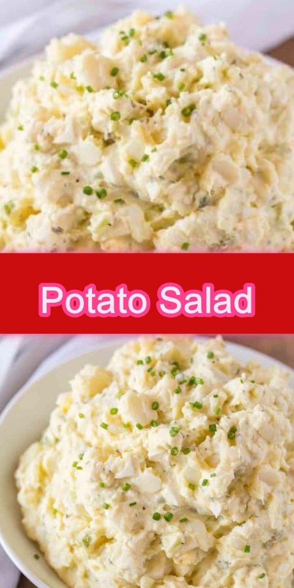 Potato Salad Recipe Celery Salt