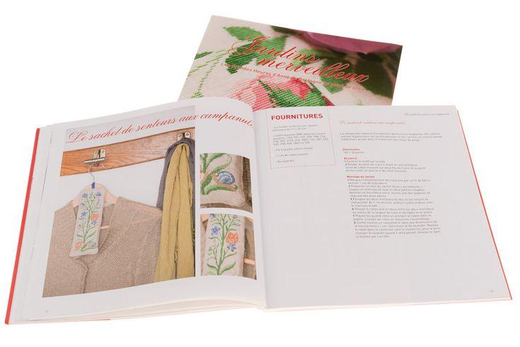 Jardins merveilleux | Couverture et pages 32-33 Photo © Eric Valdenaire http://ericvaldenaire.com